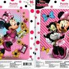 Disney Junior - Minnie - 16 Pieces Jigsaw Puzzle (Set of 2)