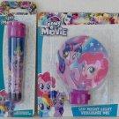 My Little Pony The Movie LED Night Light and Flashlight Bundle