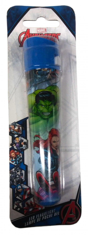 Marvel Children Character Themed LED Flashlight (Avengers)