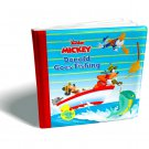 Disney Bath Time Bubble Book-Donald Duck Goes Fishing with Mickey Mouse and Goofy