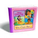 Disney Princess Bath Time Bubble Book-We Can Be