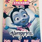 Vampirina Stickers Pad - Over 150 Stickers! Puffy, Glitter, Foil, Glossy!