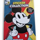 Sticker Collection Mickey Mouse Pad - Includes Over 150 Stickers
