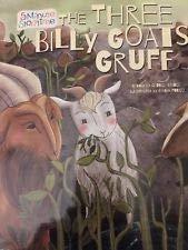 Three Billy Goats Gruff (5 Minute Storytime)
