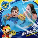 Disney Junior Mickey and The Roadster Racers - Arm Floats Includes Repair Kit