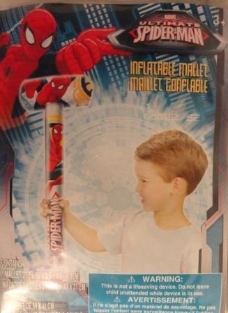spider man inflatable mallet by Spider-Man