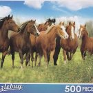 Puzzlebug 500 Piece Puzzle ~ Herd of Horses