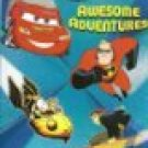 Disney Awesome Adventures Coloring Book