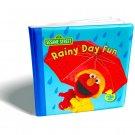 Sesame Street Bath Time Bubble Book-Elmo Rainy Day Fun