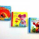 Sesame Street Set of Three Bath Books - Sports