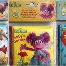 Sesame Street Bath Books; Abby's Garden, Rainy Day Fun and Elmo at The Beach, 3-ct Set