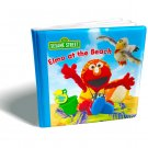 Sesame Street Bath Time Bubble Book-Elmo at the Beach