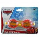 "Disney Pixar ""Cars"" Big Time Splash Classic Swim Goggles! Water Tight"