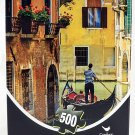 New Venice Jigsaw Puzzle - 500 Piece Venitian Waterway Gondolier Picture