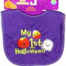 Happy Halloween - My First Halloween Baby Bib v2