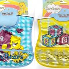 Care Bears Vinyl Infant Baby Bib (Set of 2)