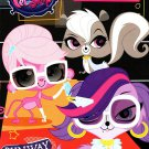 Hasbro Littlest Pet Shop Jumbo Coloring & Activity Book - Run Way Ready!
