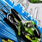 Hot Wheels Super Coloring & Activity Book - Speed Guaranteed!