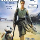 Star Wars Coloring and Activity book feel the force