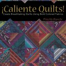 Caliente Quilts: Create Breathtaking Quilts Using Bold Colored Fabrics