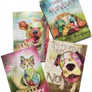 Good Dog by Connie Haley Set of 4