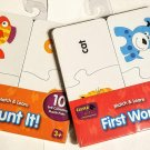 TCSI Clever Kids Match & Learn 2 Pack of Educational Games