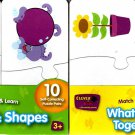 Clever Kids Match & Learn 2 Pack of Educational Games