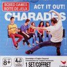 Act It Out! Charades Boxed Card Game - Family Fun, Teams 2-4 Players