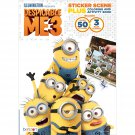 Despicable Me Bendon 3 Sticker Scene Plus Activity Book, 24 Pages (40918)