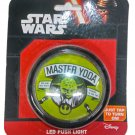 Disney Star Wars - Master Yoda - Led Push Light