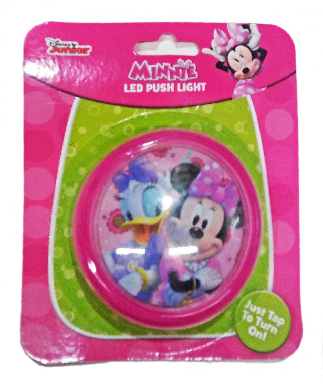 Disney Junior - Minnie - Led Push Light