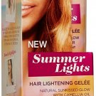 L'Oreal Paris Summer Lights Hair Lightening Gelee, Dark Blonde to Light Brown 3.4 oz (Pack of 3)