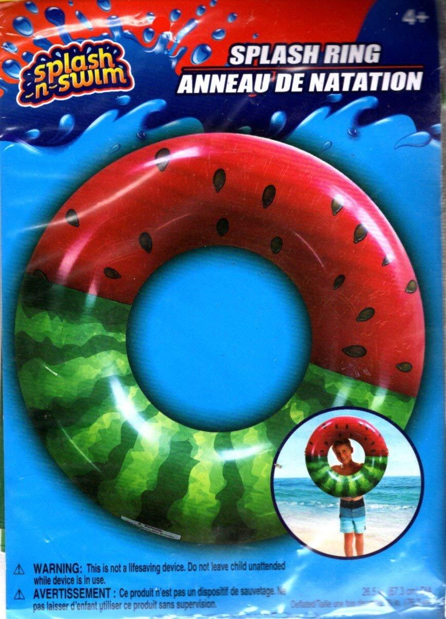 "Splash-N-Swim - 26.5"" Swim Ring - Swim Time Fun! - v2"