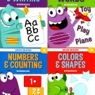 Good Grades Kindergarten Educational Workbooks Numbers - Set of 4 Books - v7