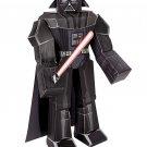 "Zoofy International 12"" Darth Vader PDQ Action Figure"
