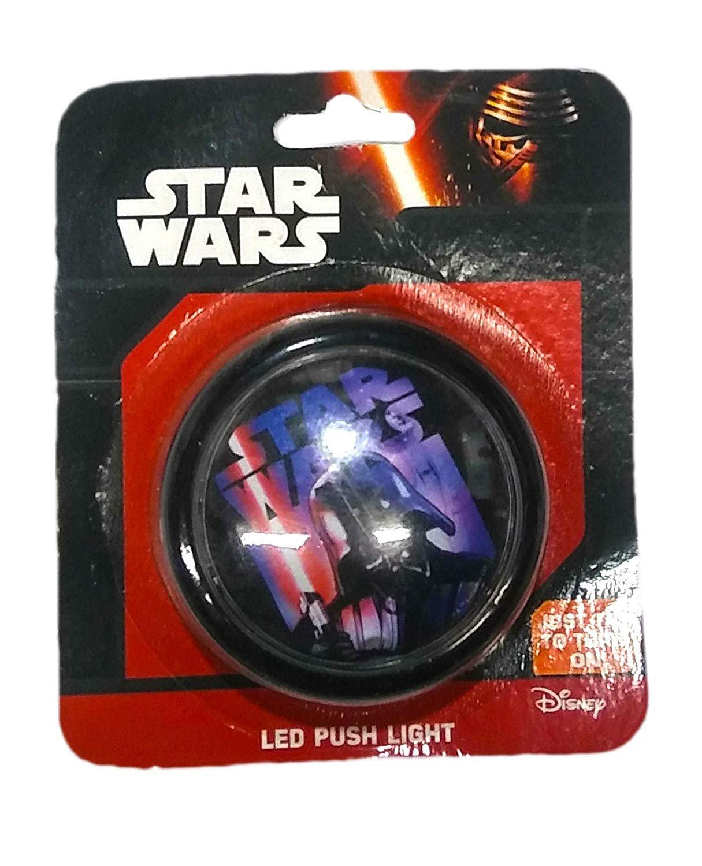 Star Wars - Master Yoda - Led Push Light - v2