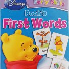 Winnie The Pooh First Words Flash Cards Game - Basic Skills