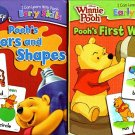 I Can Learn with Pooh Early Skills - Learning Cards ~ Complete Set