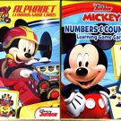 LPF Mickey Learning Educational Flash Cards ( Set of 2 Decks)
