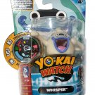 Hasbro Yo-Kai Watch Medal Moments Collectibles Action Figure - Whisper - ( Watch not Included)