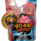 Hasbro Yo-Kai Watch Medal Moments Collectibles Action Figure - Cheeksqueek - ( Watch not Included)