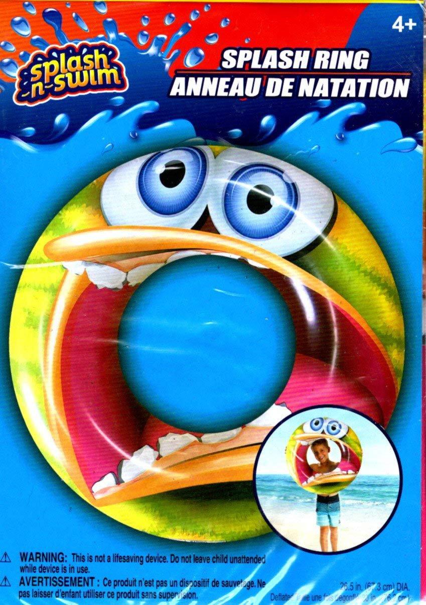 "Splash-N-Swim - 26.5"" Swim Ring - Swim Time Fun! - v8"