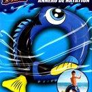 """Splash-N-Swim - 22"""" x 18"""" Swim Ring - Swim Time Fun! - v2"""