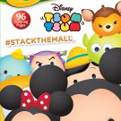 Bendon 41770 Tsum Tsum 96-Page Coloring and Activity Book with Stickers