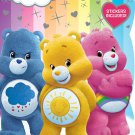 Bendon 41709 Care Bears 80-Page Shaped Coloring and Activity Book