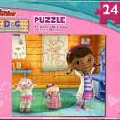 Disney Junior Doc McStuffins 24 Piece Jigsaw Puzzle - v7