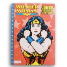 Wonder Woman Coloring and Activity Book - 96 Pages