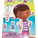 Disney Doc McStuffins Book to Color ~ Color, Set and Play!