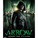 [Arrow - Heroes and Villains] [Author: Nick Aires]