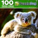 Cra-Z-Art Baby Koala - Puzzlebug - 100 Piece Jigsaw Puzzle